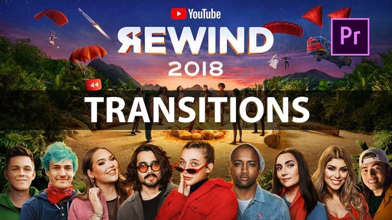 How To Create RGB SPLIT Ripple Transitions like in Youtube Rewind 2018