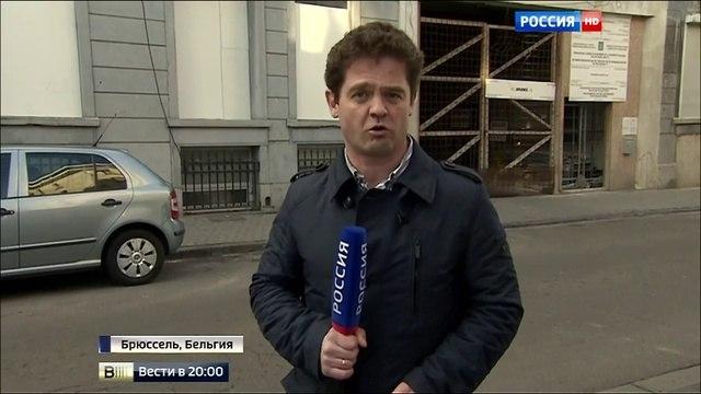 Вести 20:00 • Смертники в Бельгии использовали мать сатаны и беспечность полиции