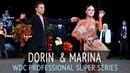 Dorin Frecautanu Marina Sergeeva   Cha-cha-cha   WDC World Professional Latin Super Series - QF