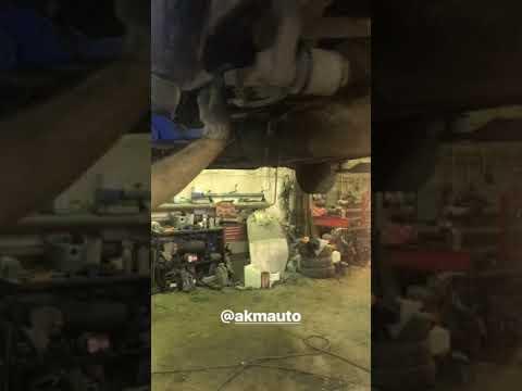 Mazda 626 Заделали дыры в салоне и заменили бак Часть 4