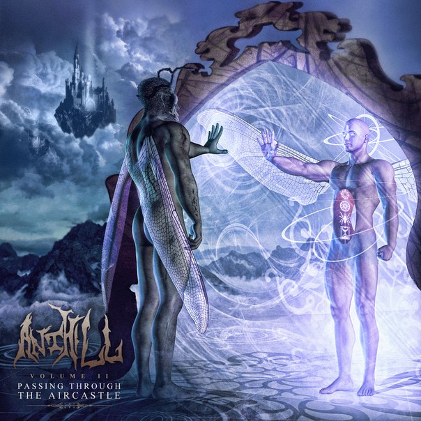 Новый EP проекта ANTHILL - Volume II (Passing Through The Aircastle) (2013)