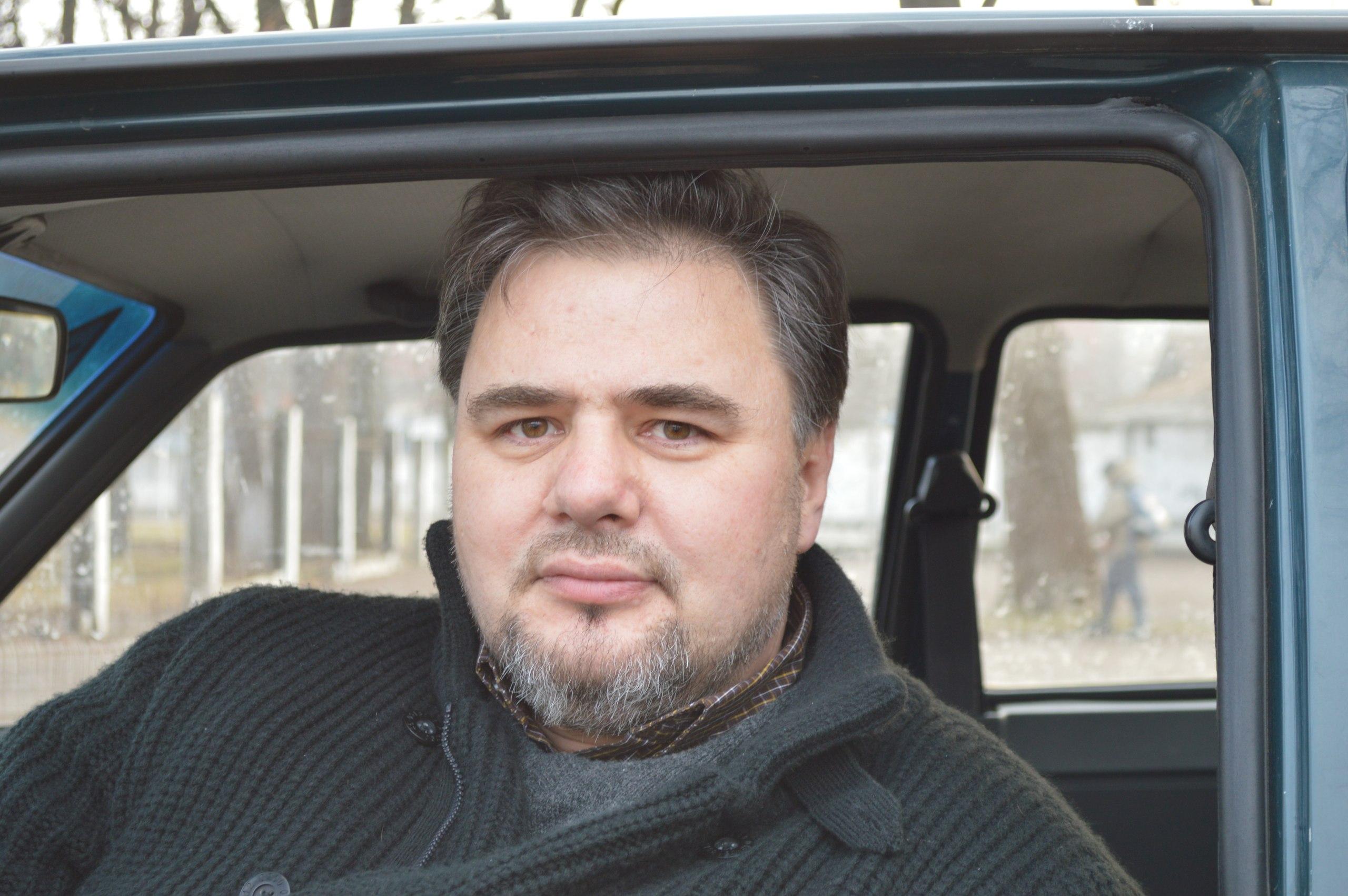 Руслан Коцаба на свободе