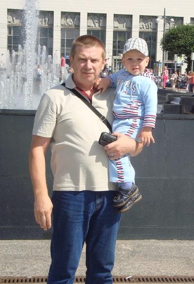 Александр Лукин, 25 октября 1958, Санкт-Петербург, id194603465