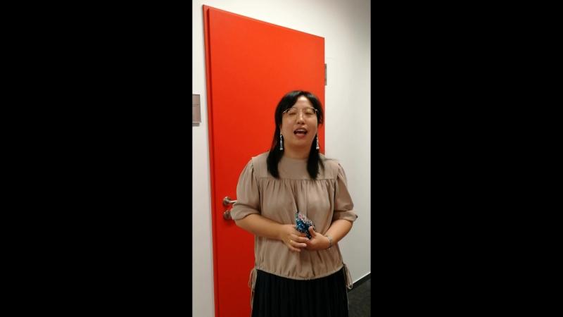 Ting-Ting aus China