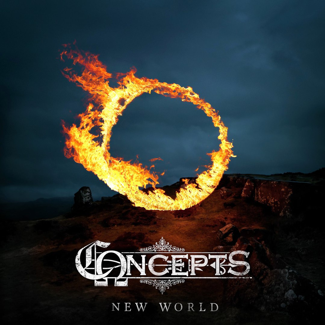 Concepts - New World [EP] (2016)