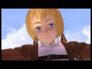 【MMD-SnK進撃の巨人】Yandere kiss -Armin