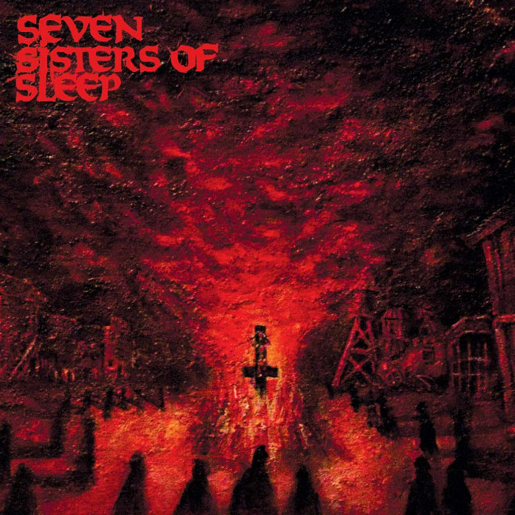 Seven Sisters Of Sleep - Seven Sisters Of Sleep [EP] (2012)