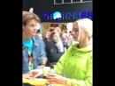 Герман Томмераас на Meet and greet 25.08.18.