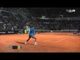 Masters de Rome 2014  Rafael Nadal vs Gilles Simon (116 finale) HD