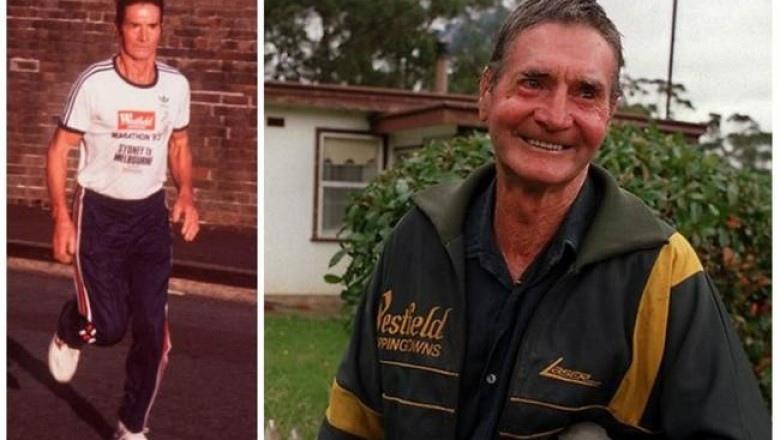 61-летний Австралийский фермер выиграл супермарафон потому что не знал, что во в...