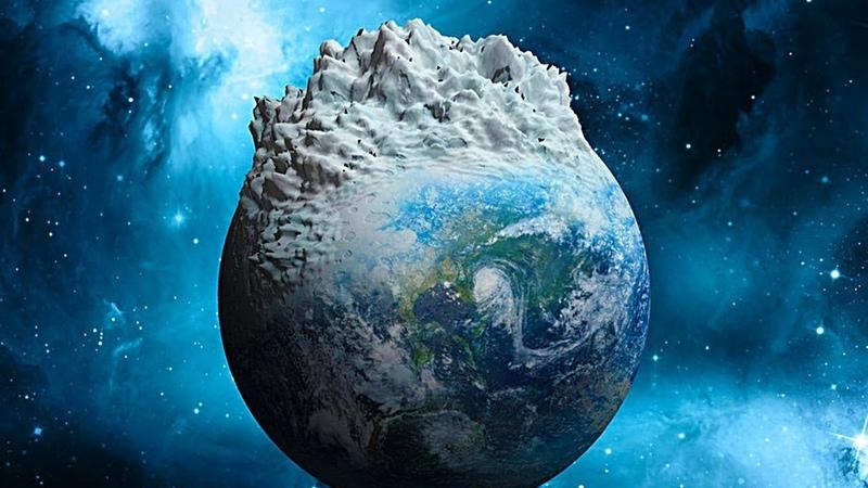 ЗЕМЛЯ ДО НАШЕЙ ЭРЫ.Ученые наконец то рассказали,что было 1,5 млрд лет назад,в это не хочется верить