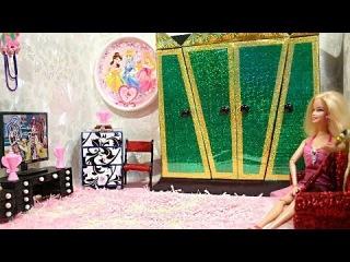Дом для Барби.Обзор на Мой домик для кукол.La casa de Barbie.Barbie house tour.how to Dollhouse.