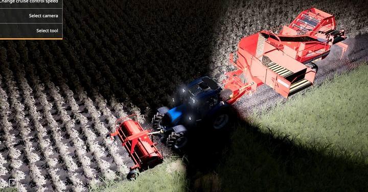 Grimme SE 260 в Farming Simulator 2019