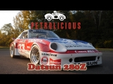 Petrolicious. Datsun 280ZX  Пола Ньюмана. Американская легенда из Японии [BMIRussian]