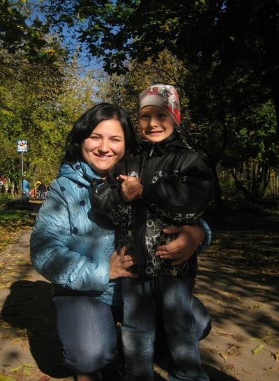 Светлана Клевец, 26 февраля , Череповец, id55295530