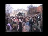 Миргород - Путін, руки геть від України! - 1.03.2014 (ВО Свобода)
