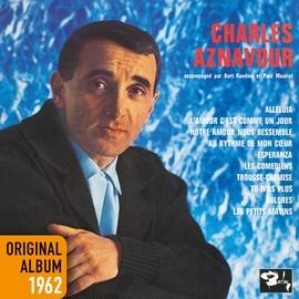 Charles Aznavour альбом Alléluia
