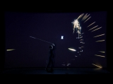 Mochi_ Fantastic Diabolo Performer Interacts With Cool Projection - Americas Got Talent 2018