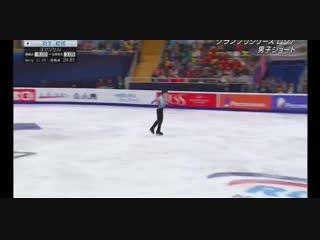 フィギュアフィンランド大会 【 ロシア杯 男子sp】羽生結弦 選手がgpシリーズ今季最高得点で金