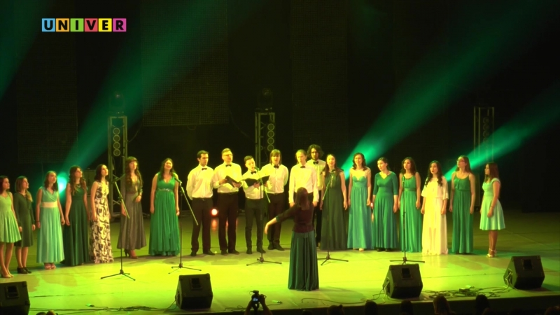 Фестиваль Студенческая весна 2018 КФУ. Концертная программа Высшей школы ИТИС