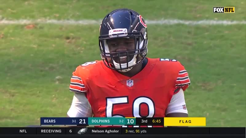 Chicago Bears @ Miami Dolphins Game in 40 720p
