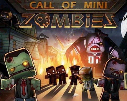 Скачать Call of Mini - Zombies для android