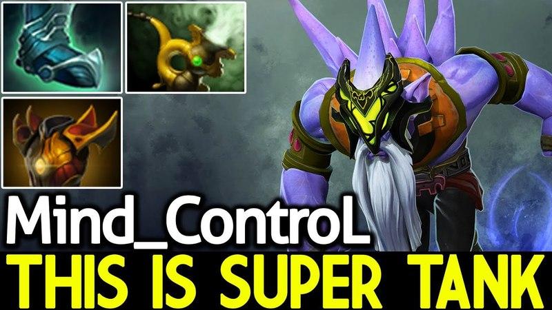 Mind_ControL [Dark Seer] This is Super Tank 7.14 Dota 2
