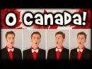 O Canada A Cappella - Canadian Anthem TTBB - Julien Neel
