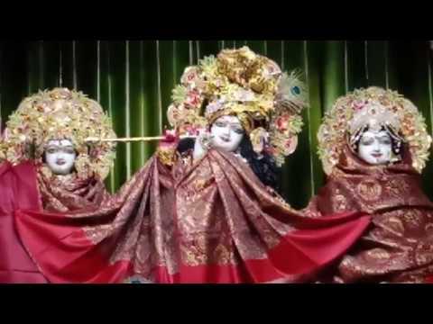 Шрипад БВ Шридхар Махарадж - мангала-арати 11.12.2018 (Дели)