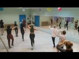 Танцевальная студия Энтрада | K-pop | Открытый урок 28.08.18 (1)