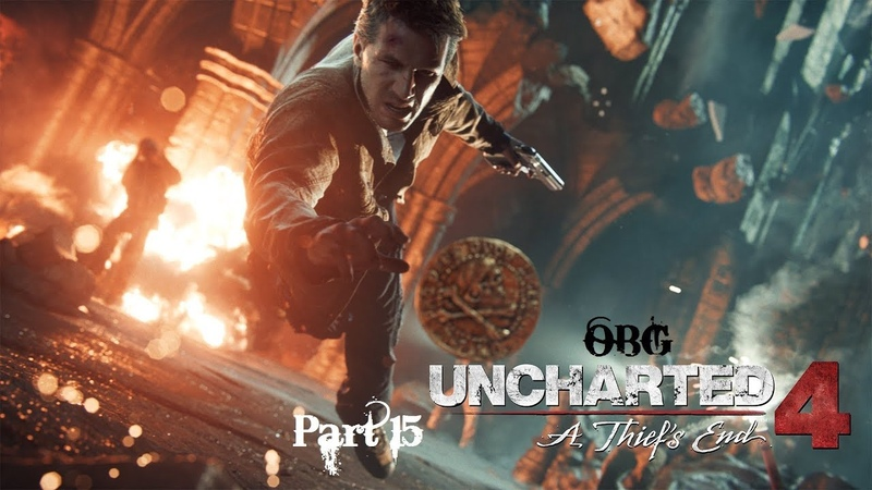 Uncharted 4: A Thief's End part 15 Final