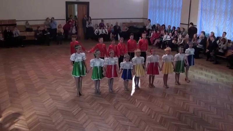 Сударушка Ансамбль бального танца Анастасии Ильиной