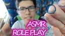 АСМР🎧Надену и Подберу Линзы Ролевая Игра Врач ASMR Role Play I'll choose lenses