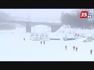 Снегопады не прекратятся в ближайшие дни на территории области