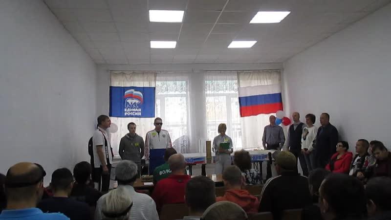 Открытие Кубка Алтайского края по настольному теннису 12-14.10.18г, г.Бийск