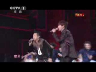 Ли Мин Хо и Харлем Ю поют песню Kkotboda Namja