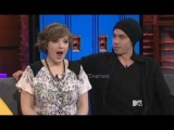 After Degrassi with Munro Chambers and Aislinn Paul