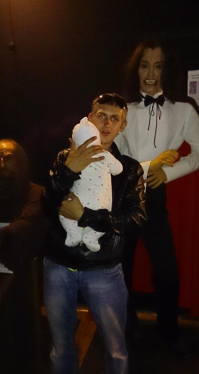 Андрей Романчуков, 17 декабря 1988, Санкт-Петербург, id46568786