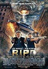 RIPD (Departamento de Policía Mortal)(2013) - Español