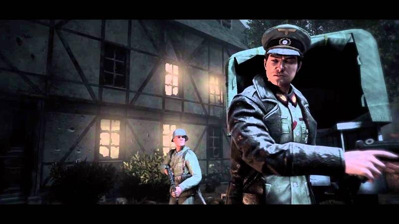 Sniper Elite V2 Official Trailer