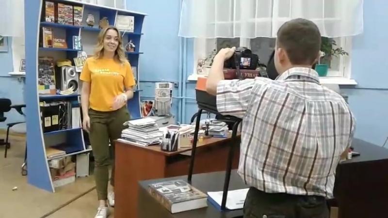 Юля Титунина - Сердце отдаю детям (съёмки).mp4.mp4
