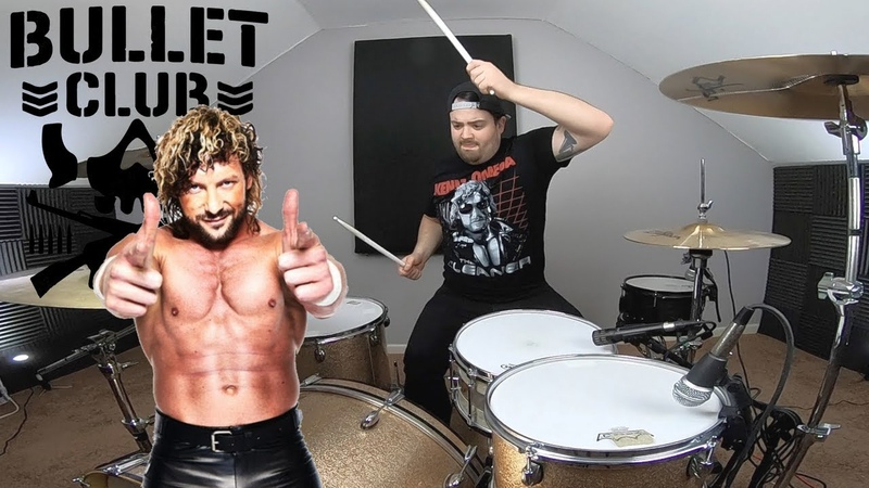 NJPW Kenny Omega Devil's Sky Wrestling Theme Song Drum Cover
