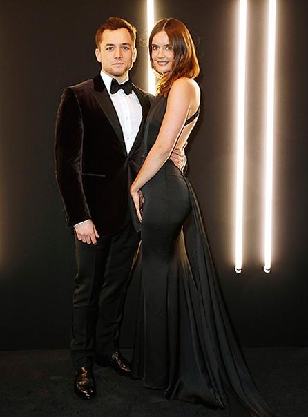 Звезда igsman Тэрон Эджертон вернулся к бывшей девушке спустя 3 месяца после расставания