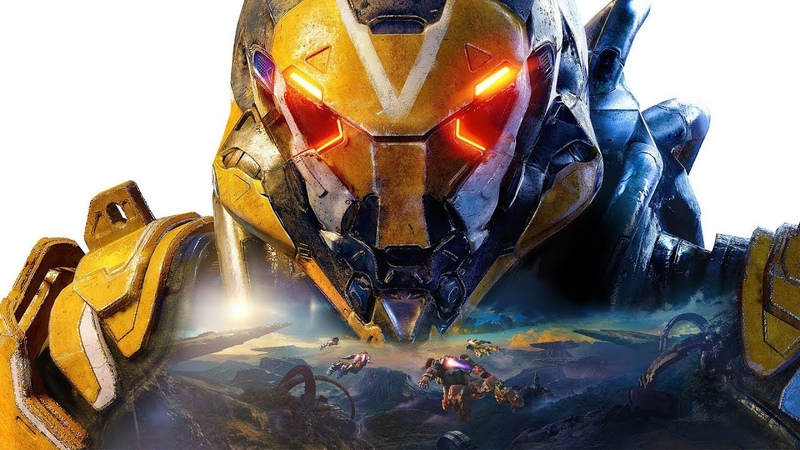 Anthem (BioWare) - Dialogue System and Cortex (PS4Xbox OnePC)