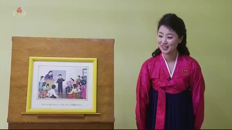위대한 령도자 김정일대원수님의 어린시절이야기 -하나에다 하나를 더해도-