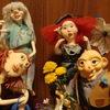 Цветы и Куклы