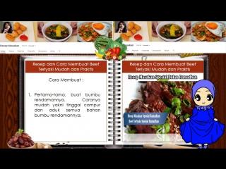 Resep Spesial Ramadhan Beef Teriyaki Menu Buka Puasa