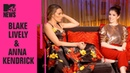 Blake Lively Anna Kendrick Play 'ID the Tweet' CinemaCon MTV News
