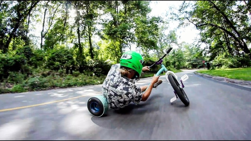 INSANE RAW RUN SHAKE DOWN | MODERNLINE DRIFT TRIKE BUILD