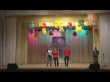 ОЛ БГУ 2013 - 1-я 1/4 - Команда молодости нашей (приветствие)